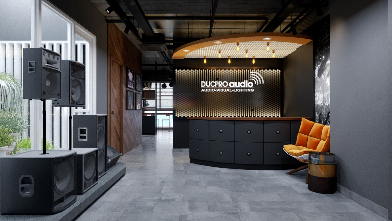 DUCPRO AUDIO OFFICE